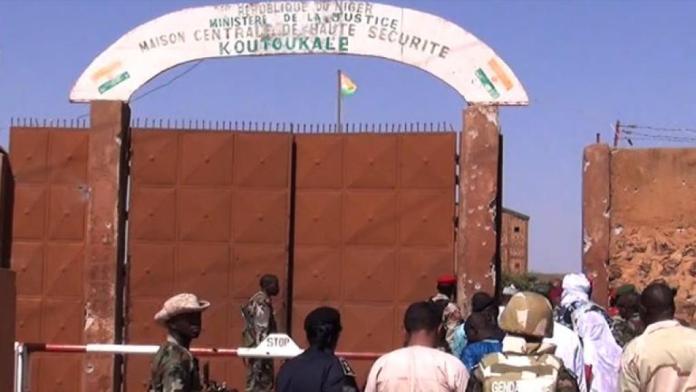 La prison de Koutoukalé attaquée