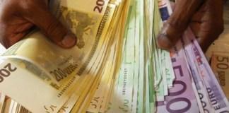 Le transfert d'argent rapporte 65 milliars USD à l'Afrique