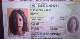 La carte d'identité biométrique à puce à Kaolack