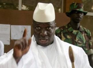 Yahya Jammeh défie les puissances étrangères
