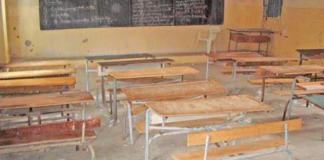 Pata, le lycée en grève