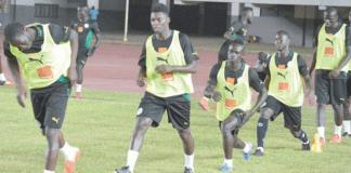 La liste des 23 joueurs sénégalais pour la CAN 2017