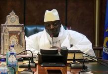Un médiateur gambien