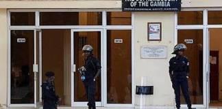 Cour suprême de Gambie