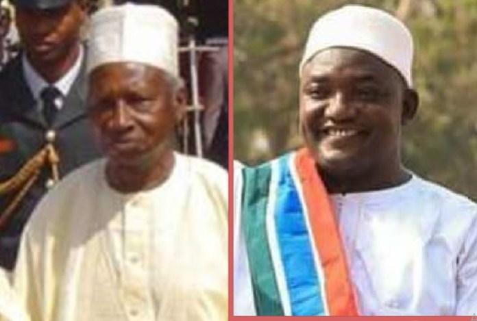 Jawara, premier président de Gambie