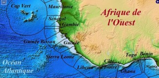 eaux ouest-africaines