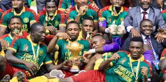 Le Cameroun a remporté la coupe d'Afrique une 5e fois