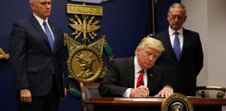 Un nouveau décret migratoire du président américain