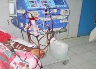 Le centre d'hémodialyse de Ziguinchor
