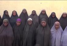 Les lycéennes de Chibok