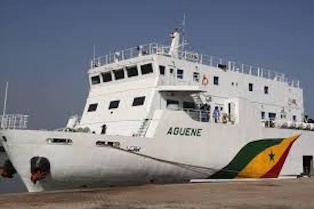 Le port de Ndakhonga