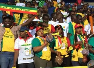 Sénégal bat Guinée Equatoriale