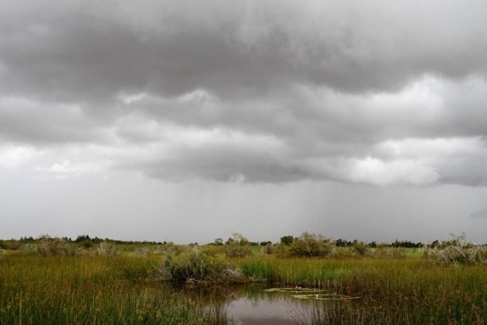 Des pluies dans le Sud