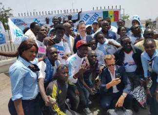 footballeurs sénégalais talentueux