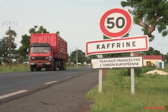 Le nouvel hôpital de Kaffrine