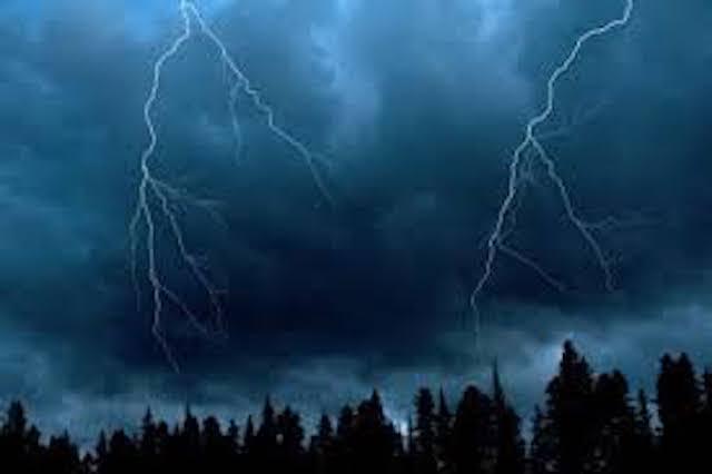 manifestations pluvio-orageuses