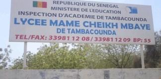 Tambacounda, Bac jury 884