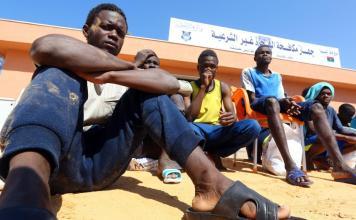 Migrants et rançons en Libye