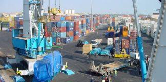 Vol de conteneurs au port de Dakar