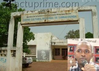 Tambacounda acteurs culturels