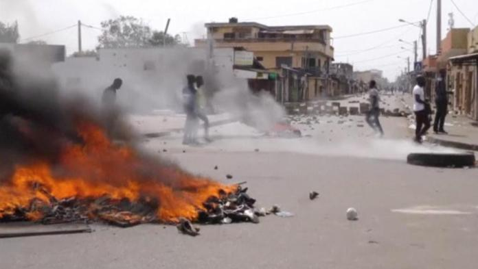 La médiation dans la crise au Togo