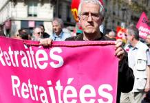 La France a la population la plus ägée de l'OCDE