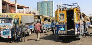 Cars Rapides à Dakar