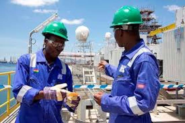 Formation dans les métiers du pétrole et du gaz