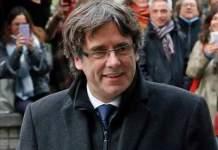 Cartes Puigdemont s'est rendu à la police belge