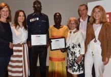 La bourse Ghislaine Dupont et Claude Verlon à deux sénégalais