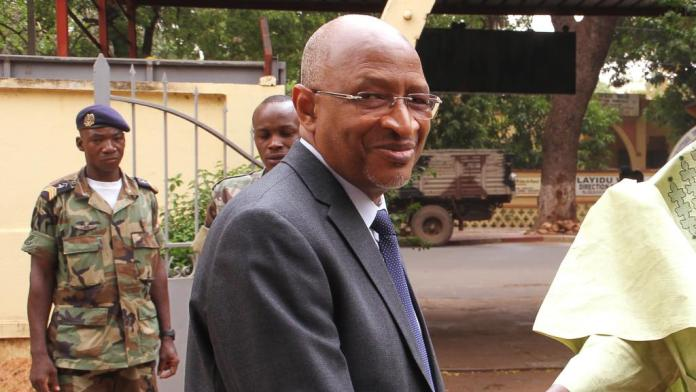 Soumeylou Boubèye Maïga