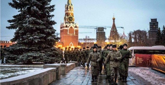 La Russie face aux défis du Mondial 2018