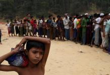 Le génocide de Rohingyas en Birmanie