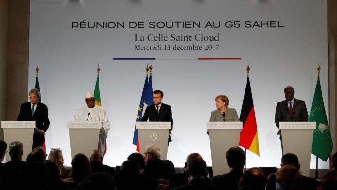 Le financement du G5 Sahel