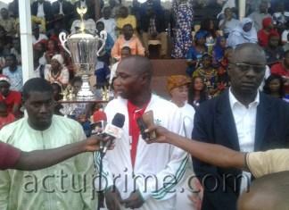 La Coupe du maire de Kédougou va à l'ASC Lawol Tamba