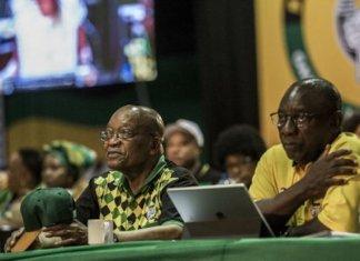 La succession de Jacob Zuma à l'ANC