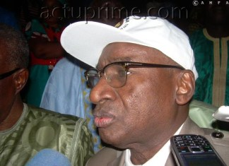 Me Sidiki Kaba et l'élection du maire de Tambacounda