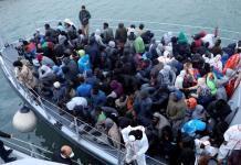 Des migrants disparus en Méditerrannée, au large de la Libye