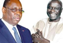 Idrissa Seck et Macky Sall à la présidentielle de 2019