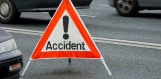 Réduction des accidents de la circulation entre 2016 et 2017
