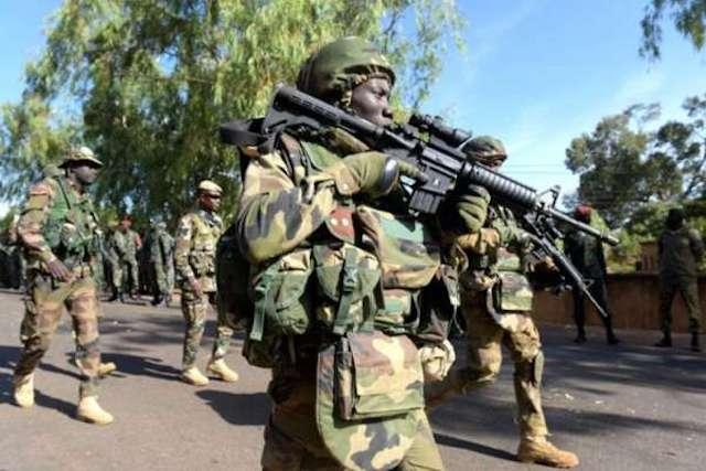 L'armée s'engage dans la traque des tueurs de Boffa