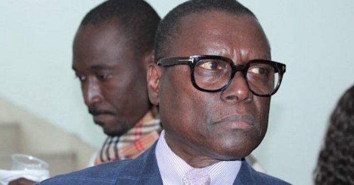 Pierre Goudiaby Atepa indexe le MFDC