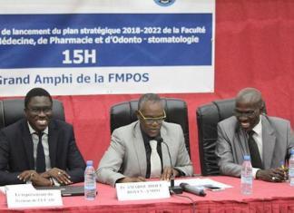 Le plan stratégique de la Faculté de médecine de l'Ucad