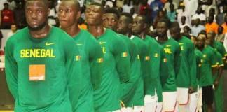 Les lions du Basket rencontrent la Centrafrique