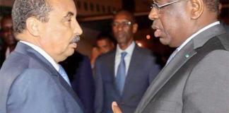 Macky Sall va discuter de pêche à Nouakchott