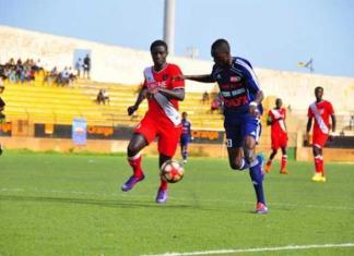 Jaraaf - Niary Tally en 4e journée de la Ligue 1