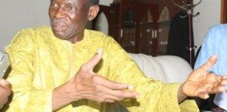Mamadou Diop le maire confirme les fonds politiques