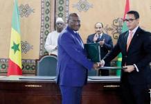 Un accord de pêche envie entre le Sénégal et la Mauritanie