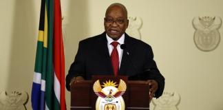 Jacob Zuma face à la justice pour corruption