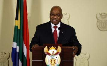 Jacob Zuma face à la justice pour corruption